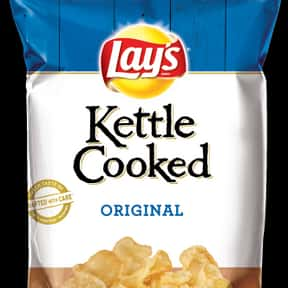 Lay's Kettle Cooked Origin is listed (or ranked) 19 on the list The Best Lay's Chip Flavors