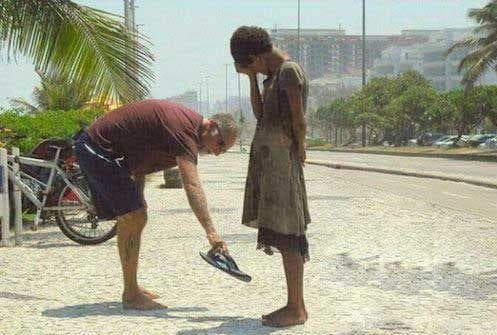 Random Photos That Prove There Are Still Good People In This World