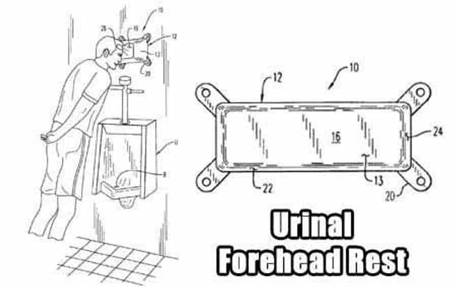 Head of the Class is listed (or ranked) 2 on the list The 19 Weirdest Patents Ever Filed