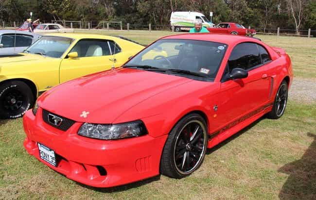 SN-95 Mustangs is listed (or ranked) 6 on the list 14 Cheap Beginner Drift Cars That Don't Break the Bank