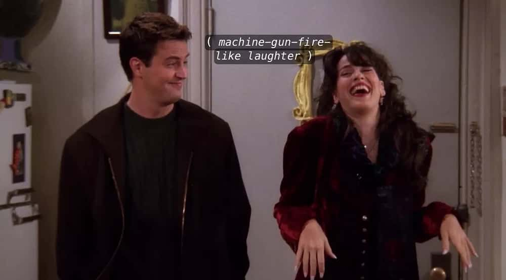 Friends Subtitles Done RIght is listed (or ranked) 2 on the list The Funniest Netflix Subtitle FAILs Ever