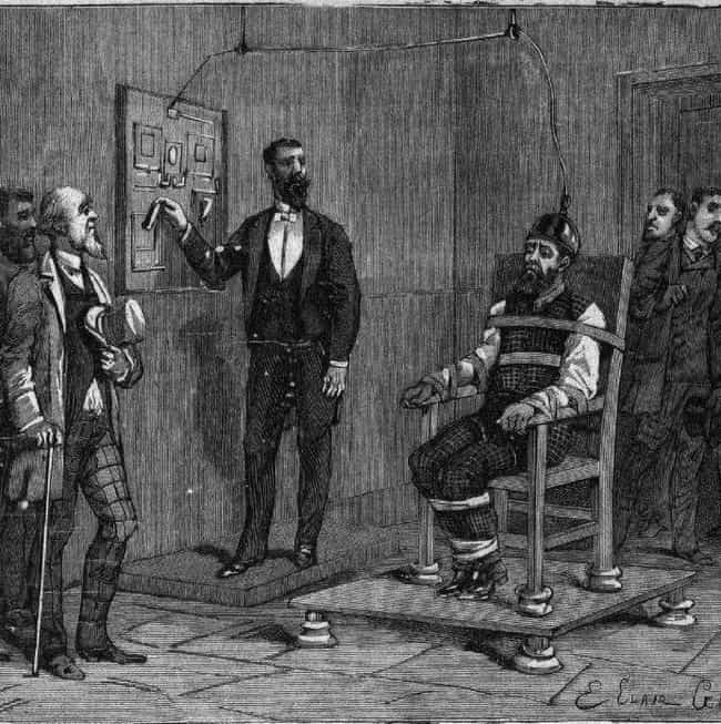 You Might Not Perish On ... is listed (or ranked) 2 on the list Creepy Things You Didn't Know About Dying In The Electric Chair