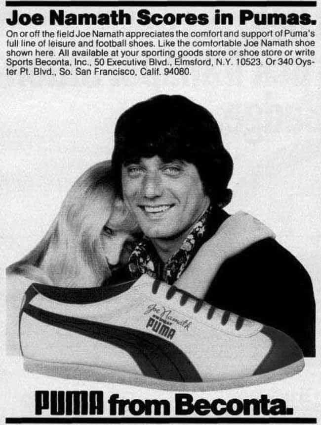 How Low Can You Joe? is listed (or ranked) 3 on the list Amazing Retro Pro Athlete Advertisements