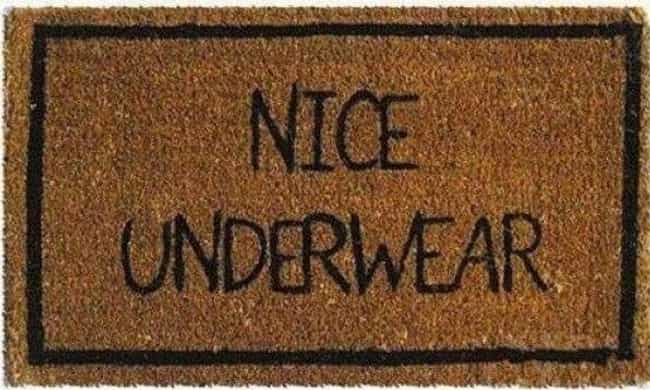 30 Funny Doormats Your Houseguests Will Definitely Laugh At
