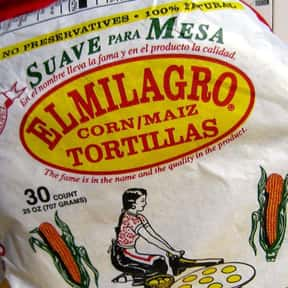 El Milagro is listed (or ranked) 1 on the list The Best Tortilla Brands