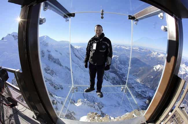 Step into the Void is listed (or ranked) 1 on the list The World's Scariest Observation Decks and Viewing Platforms