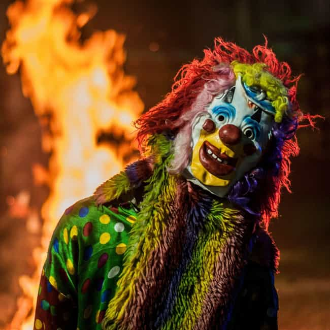 The Everglades Clown Comes Out... is listed (or ranked) 2 on the list Creepy Stories And Legends About The Florida Everglades