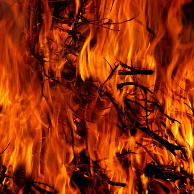 You Can Burn Until You Don'... is listed (or ranked) 4 on the list Creepy Things You Didn't Know About Burning to Death