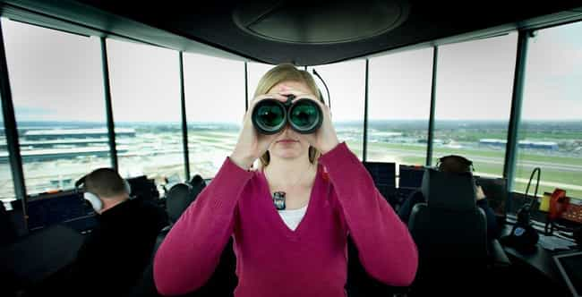Future Air Traffic Controllers... is listed (or ranked) 4 on the list Things You Didn't Know About Air Traffic Control