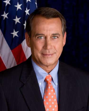 John Boehner Openly Handed Out Lobbyist Money