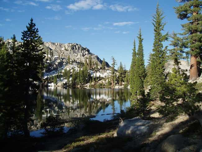 Grouse Lake Has Its Own ... is listed (or ranked) 1 on the list Creepy Stories & Legends About Yosemite