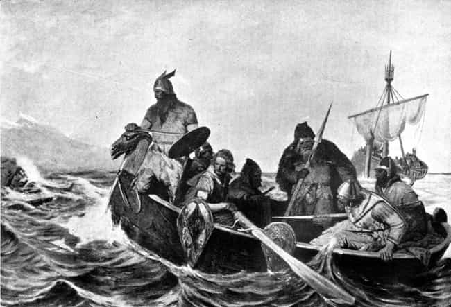It Prevented Vikings from Sett... is listed (or ranked) 3 on the list 14 Ways the Black Death Directly Shaped the Way We Live Now