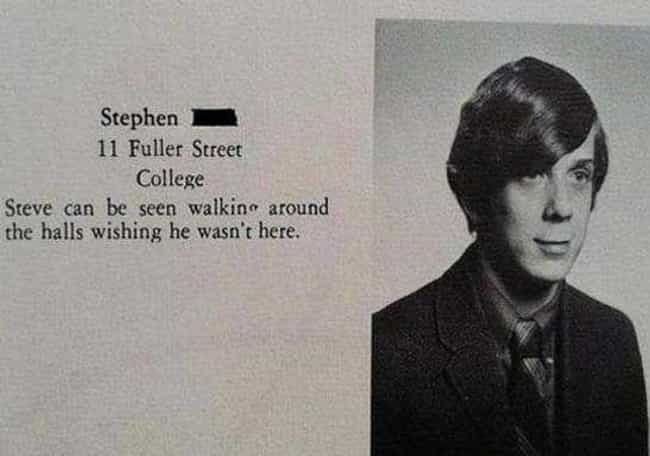 Deck the Halls is listed (or ranked) 3 on the list 16 Amazing Vintage Yearbook Quotes That Prove Wit Is Timeless