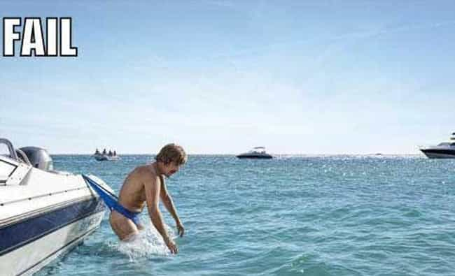 The Funniest Moments in Speedo History