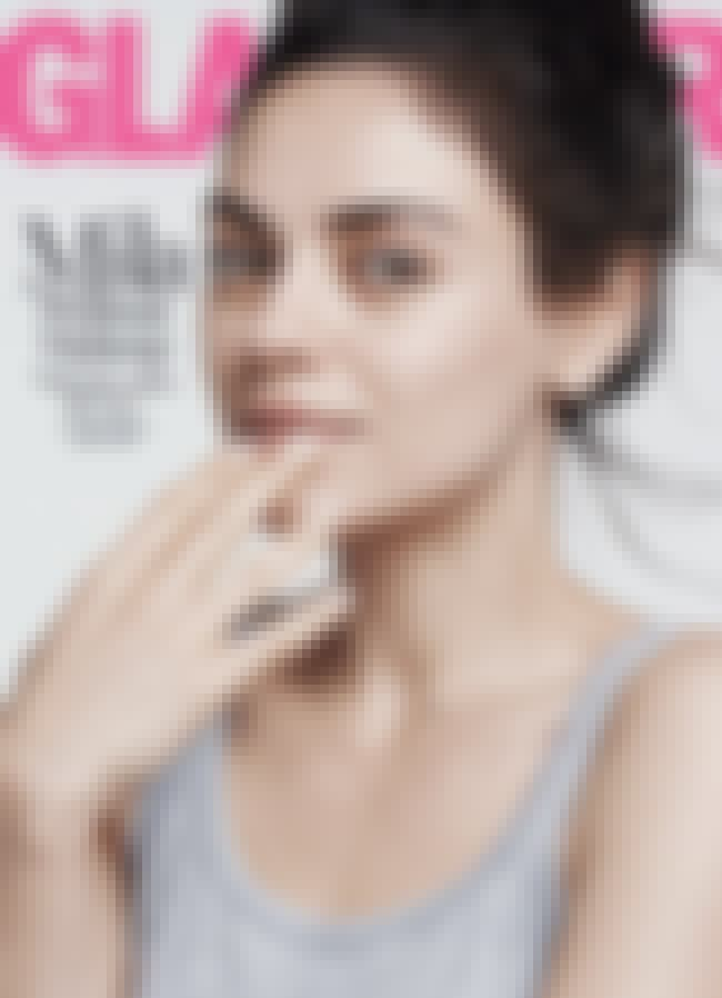 On the Cover of Glamour, Augus... is listed (or ranked) 1 on the list 23 Pictures of Mila Kunis Without Makeup