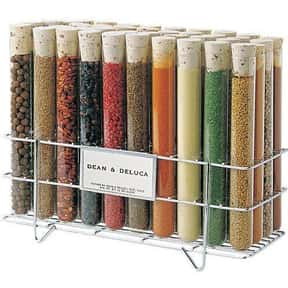 Dean & DeLuca is listed (or ranked) 23 on the list The Best Spice Brands
