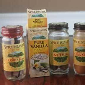 Spice Islands is listed (or ranked) 4 on the list The Best Spice Brands