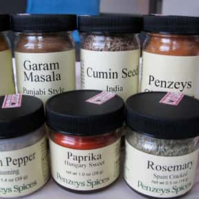Penzey's is listed (or ranked) 7 on the list The Best Spice Brands