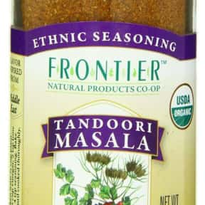 Frontier is listed (or ranked) 14 on the list The Best Spice Brands