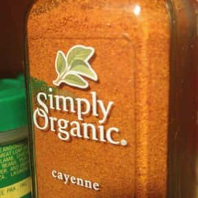 Simply Organic is listed (or ranked) 2 on the list The Best Spice Brands