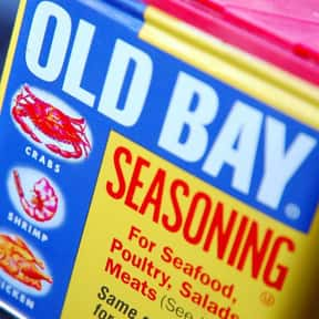 Old Bay is listed (or ranked) 6 on the list The Best Spice Brands