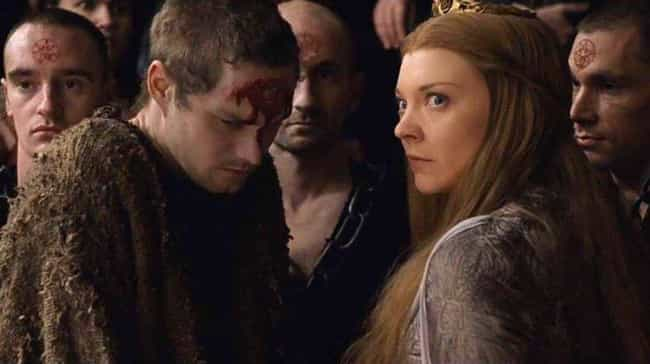 Portia - Margaery Tyrell... is listed (or ranked) 4 on the list Everything Game of Thrones Stole from Shakespeare