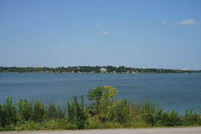 White Rock Lake - Dallas... is listed (or ranked) 4 on the list The Weirdest And Most Haunted Places In Texas