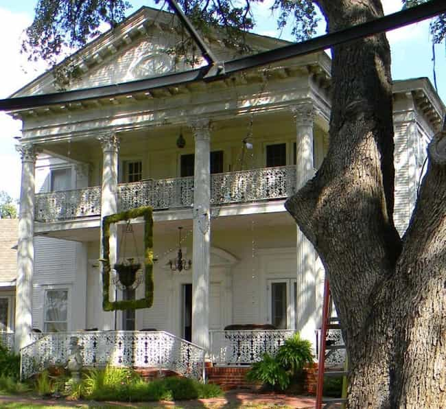 Victoria's Black Swan Inn - Sa... is listed (or ranked) 4 on the list The Weirdest And Most Haunted Places In Texas