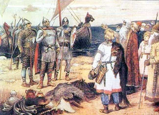 The Blood Eagle Was A Gr... is listed (or ranked) 2 on the list Unusual Viking Rituals That Might Surprise You