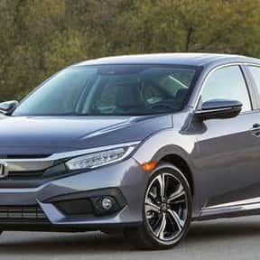 Honda Civic is listed (or ranked) 3 on the list The Longest Lasting Cars That Go the Distance