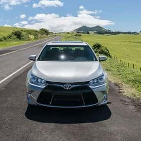 Toyota Camry is listed (or ranked) 2 on the list The Longest Lasting Cars That Go the Distance