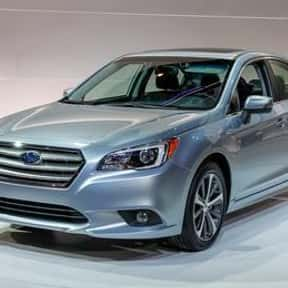 Subaru Legacy is listed (or ranked) 7 on the list The Longest Lasting Cars That Go the Distance