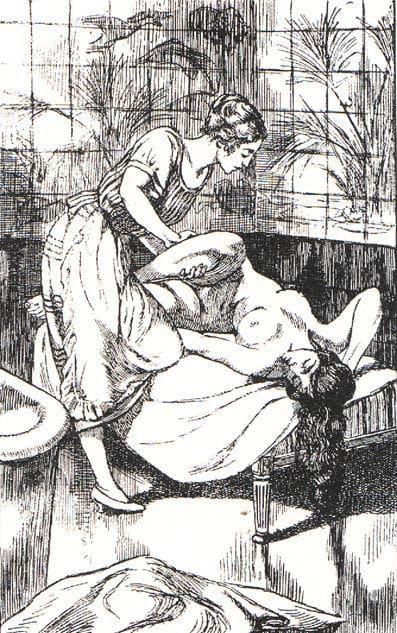 Satanische Sex-Orgie