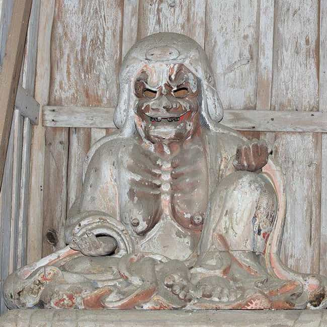 Datsue-ba is listed (or ranked) 3 on the list The Creepiest Japanese Monsters & Demons (and the Stories Behind Them)
