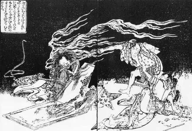 Onryō is listed (or ranked) 1 on the list The Creepiest Japanese Monsters & Demons (and the Stories Behind Them)