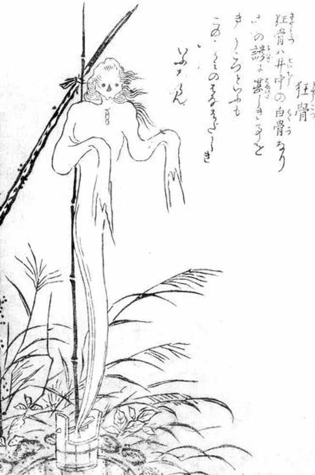 Kyōkotsu is listed (or ranked) 4 on the list The Creepiest Japanese Monsters & Demons (and the Stories Behind Them)