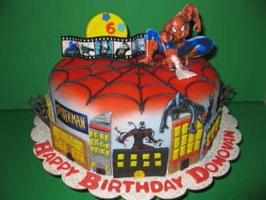 With Great Cake Comes Great Responsibility