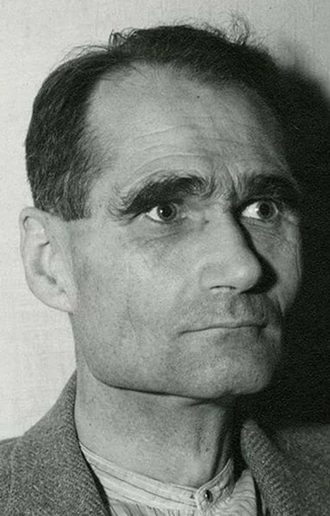 Rudolf Hess: Murder Or S... is listed (or ranked) 4 on the list Totally Weird Nazi Mysteries That Will Freak You Out