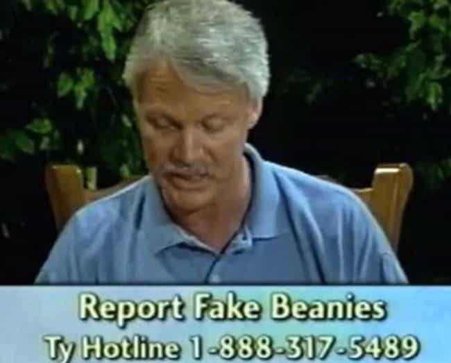 Stop Beanie Meanies! is listed (or ranked) 4 on the list 1-900 Hotlines You Never Knew You Needed