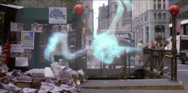 Subway Ghost is listed (or ranked) 20 on the list Every Ghost in the First Two Ghostbusters Movies