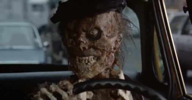 Zombie Cab Driver is listed (or ranked) 7 on the list Every Ghost in the First Two Ghostbusters Movies