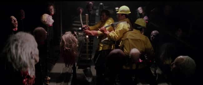 These Heads on Sticks is listed (or ranked) 12 on the list Every Ghost in the First Two Ghostbusters Movies