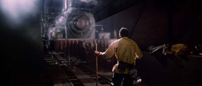 Ye Olde Ghost Train is listed (or ranked) 7 on the list Every Ghost in the First Two Ghostbusters Movies
