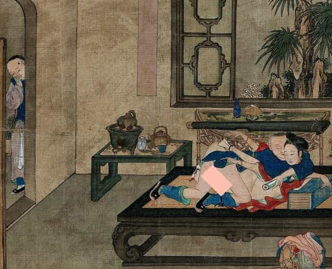 Men Loaned Out Their Wives To ... is listed (or ranked) 2 on the list What Sex Was Like in Pre-Modern China