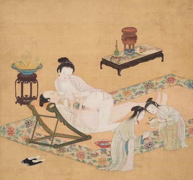 Emperors Had Complex Schedules... is listed (or ranked) 3 on the list What Sex Was Like in Pre-Modern China