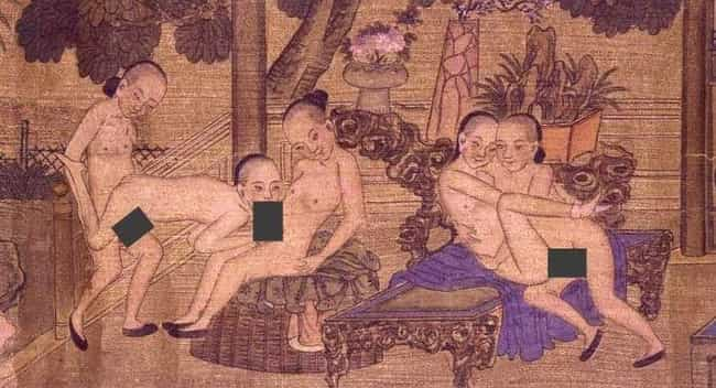 Kết quả hình ảnh cho homosexuality in ancient china