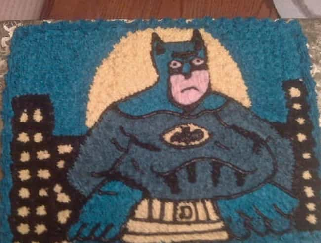 Bertman is listed (or ranked) 2 on the list Awful Comic Book Cake FAILs That'll Make You Hulk Smash