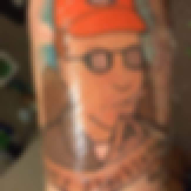 In Tribute to Rusty Shacklefor... is listed (or ranked) 1 on the list 23 Propane-Loving Tattoos Inspired by King of the Hill
