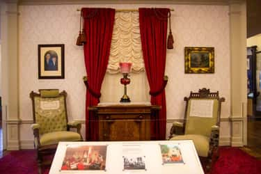 Walt Disney Haunts His Old Apartment