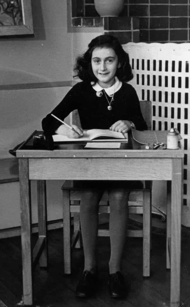 Anne Frank's Family Hid ... is listed (or ranked) 3 on the list Stories Of People Who Hid From The Nazis During World War II